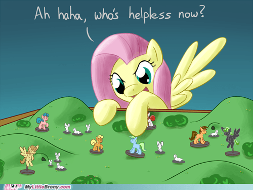 art fluttershy im-the-best mwahahahahaha - 6568064512