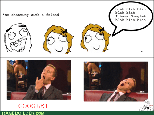 google google+ social networking true story