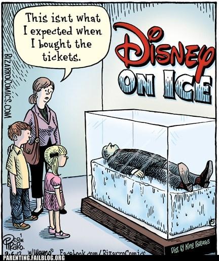 comic disney on ice frozen walt disney - 6568129536