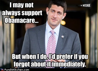 forget i dont always immediately obamacare paurl ryan support the most interesting man in the world