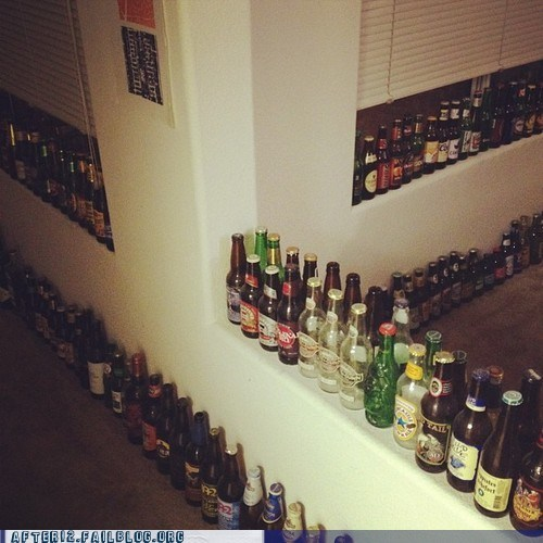 beer bottles,decorating,drinking,furnishing