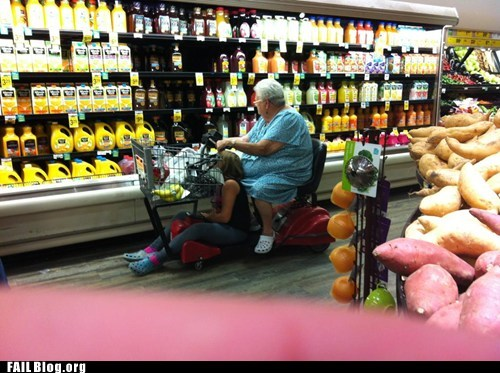 grocery store lazy little rascal ride scooter - 6568495360