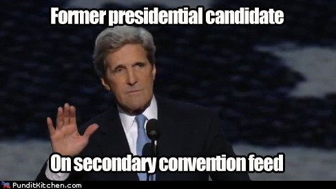 dnc feed John Kerry kal penn official - 6568504064