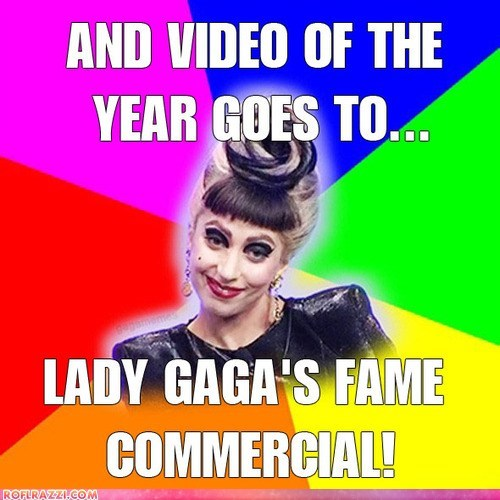 lady gaga,mtv,vmas 2012