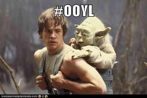 backwards luke skywalker Mark Hamill speech yoda yolo