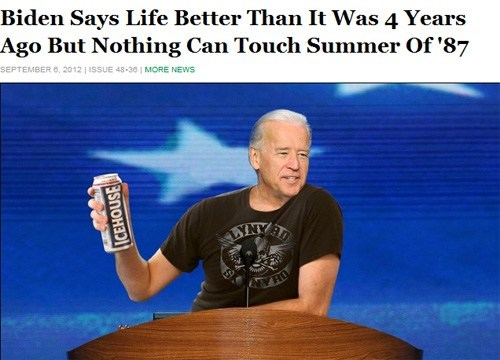 1987,beer,dnc,joe biden,summer,the onion
