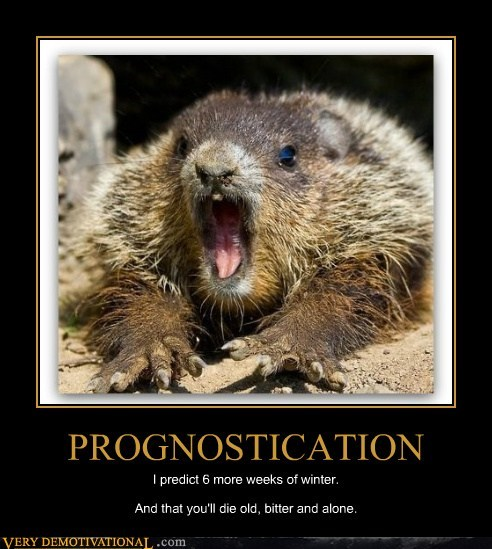 gopher,prognostication,what a jerk
