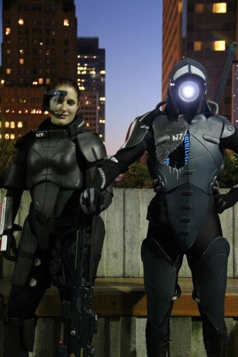 cosplay femshep legion mass effect video games - 6568872192