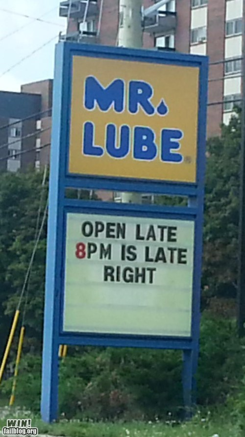 clever late open sign - 6568894464