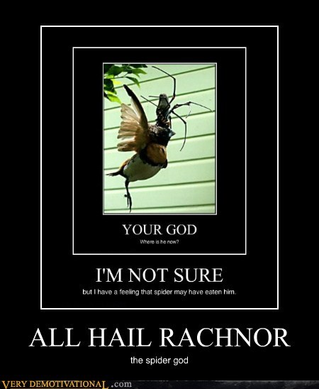 god rachnor spider