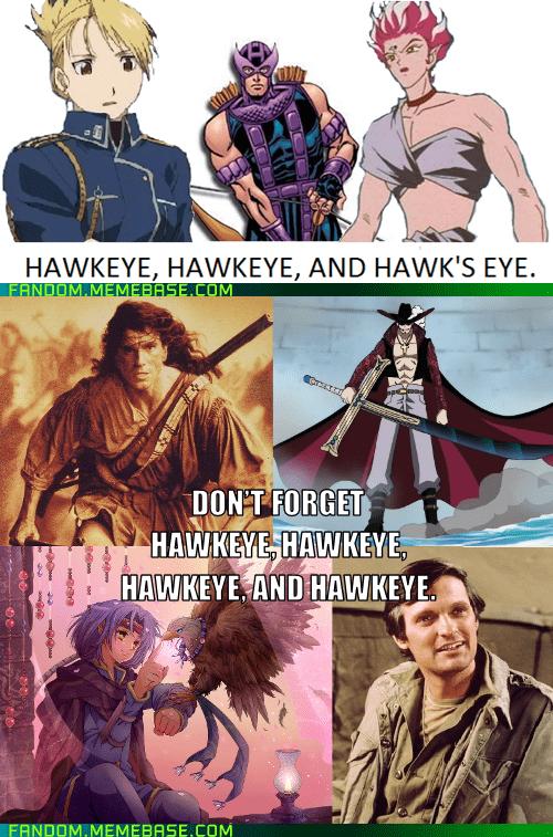 hawkeye,Reframe