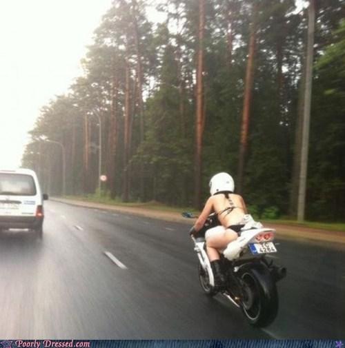 bikini,motorcycle