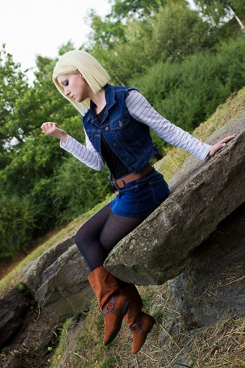 android 18,Dragon Ball Z,dragonball z