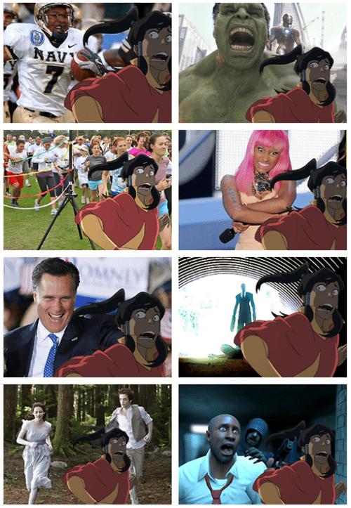 cartoons,korra,run