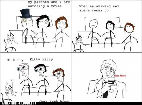 comic,family time,movies,Rage Comics,true story