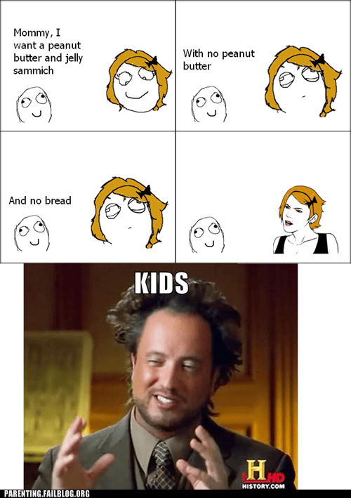 kids,pb & j,pb-j,Rage Comics