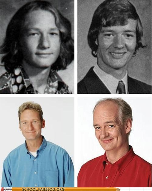 colin mochrie ryan stiles yearbook club - 6570479616