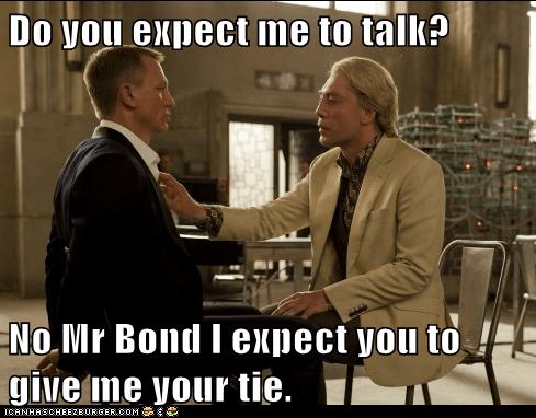 actor celeb Daniel Craig funny james bond javier bardem - 6570500352