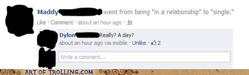 day,facebook,relationships