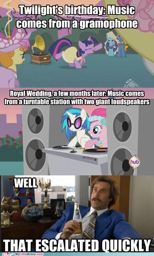 equestria escalated quickly meme Music - 6571446784
