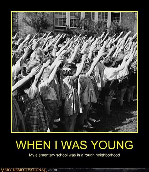hitler youth rough neighborhood young - 6571606528