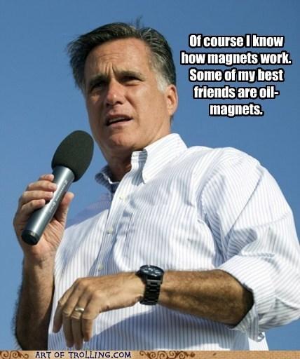 magnets Mitt Romney politics - 6571651072