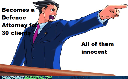 defense attorney objection phoenix wright - 6572392448