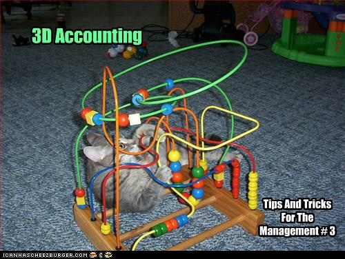 3D Accounting Tips And Tricks For The Management # 3
