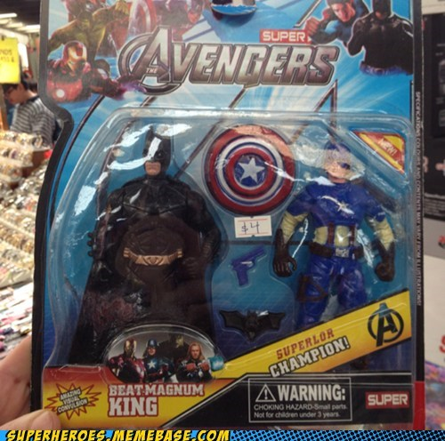 avengers batman captain america toys wtf - 6573322496