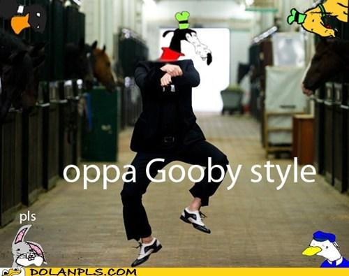 Oppa Gooby style