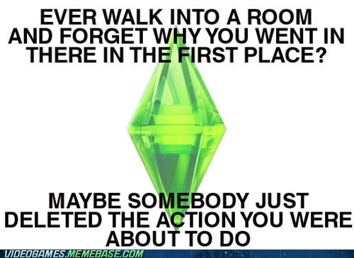 actions PC someone is controlling yo someone is controlling you The Sims - 6573779200