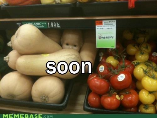 Babies family SOON vegetables - 6573914112