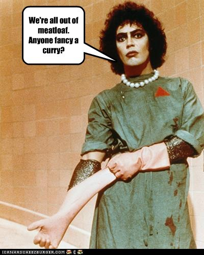 70s,actor,celeb,dr frankenfurter,funny,nostalgia,Rocky Horror Picture Show,tim curry