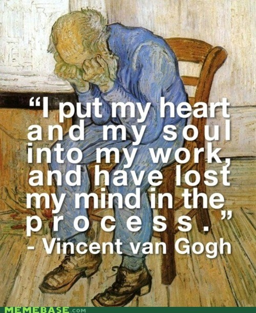 art artists heart soul Van Gogh - 6575369472