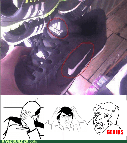 FAIL genius picard facepalm shoes wtf - 6575753728