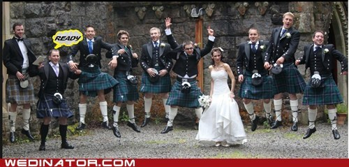 group,jump,kilts,Photo,timing