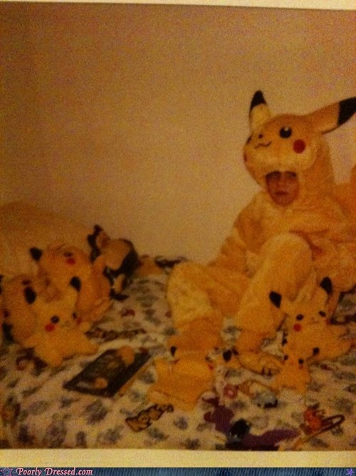 costume,pikachu