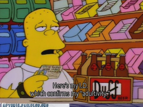 adultivity id the simpsons under 21 - 6576108544