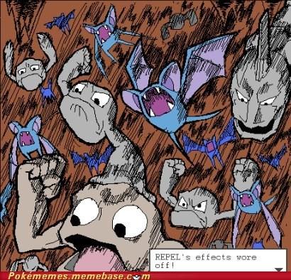 cave geodude onix repel zubats - 6576358656