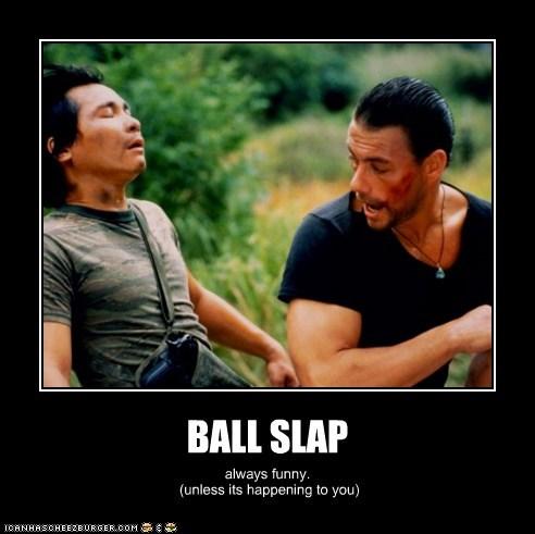 80s actor celeb demotivational double impact funny Jean-Claude Van Damme nostalgia - 6576450304