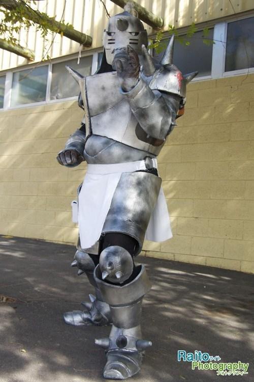 alphonse elric cosplay fullmetal alchemist - 6576456960