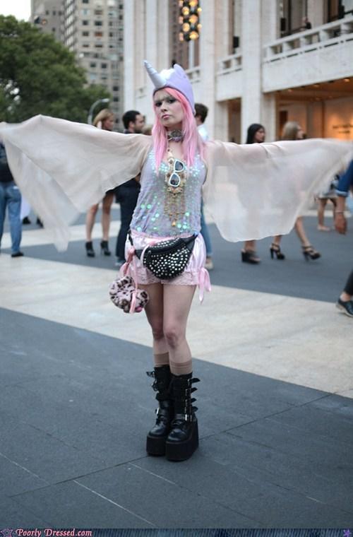 costume fanny pack unicorn - 6576507392