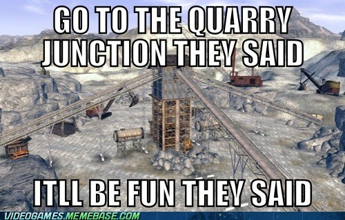 fallout 3,new vegas,quarry junction