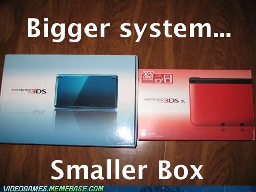 3DS 3ds XL nintendo packaging - 6576528384
