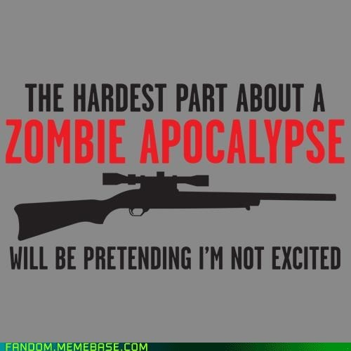 excitement monster zombie apocalypse zombie - 6576699392