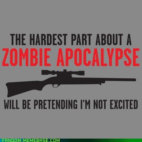 excitement monster zombie apocalypse zombie - 6576699392