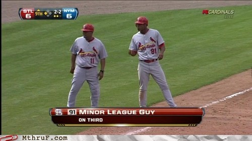 baseball,headline,minor league guy,MLB,news headline,tv graphic,tv headline