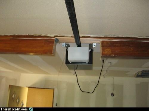 garage garage door garage door opener - 6576852480