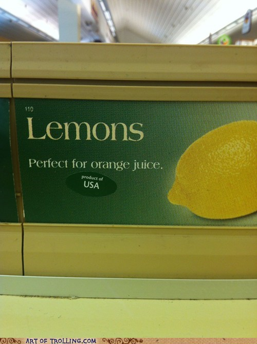 IRL lemon orange - 6576916992