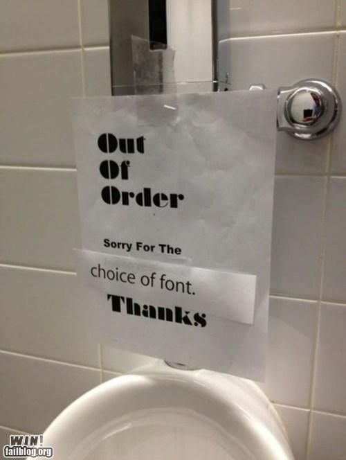 font reading response sign typing - 6577087744